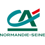 Logo Crédit Agricole Normandie-Seine