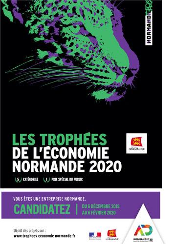 Les Trophées de l'économie Normande 2020